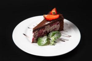 Торт «Вишня»