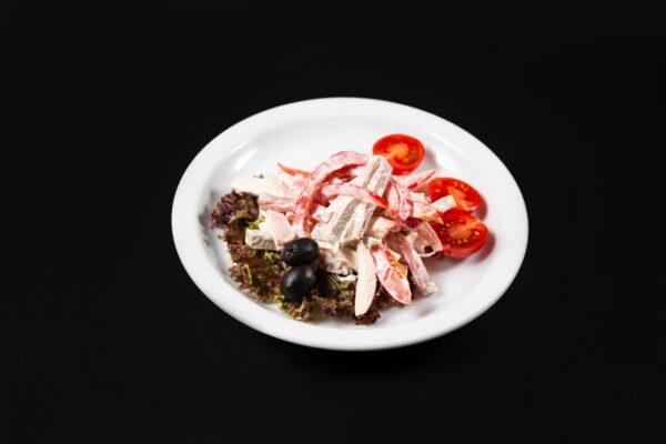 Салат «М'ясний каприз»